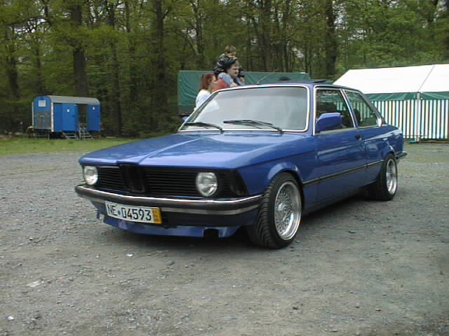 BMW 3-series E21 photo 36250