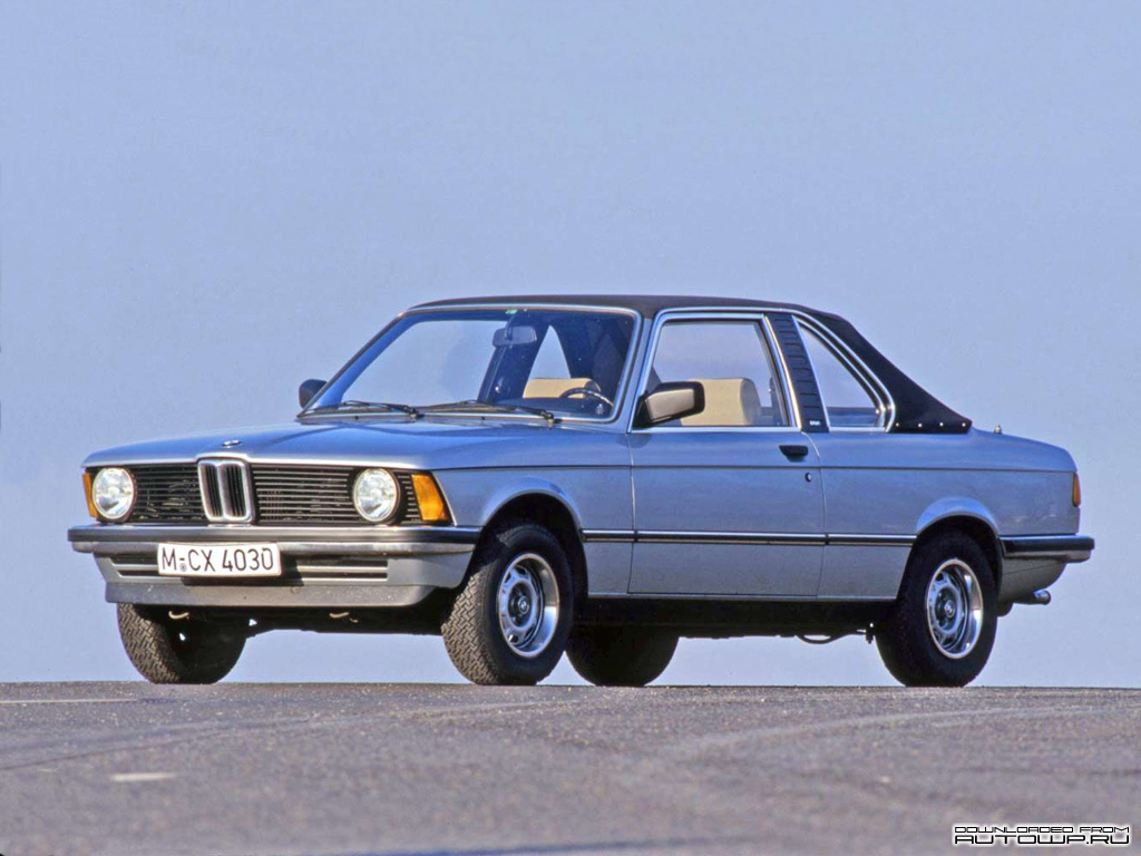 BMW 3-series E21 photo 62540