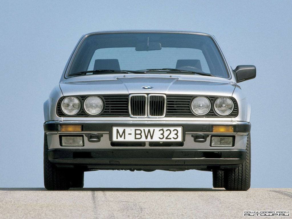 BMW 3-series E30 photo 58755