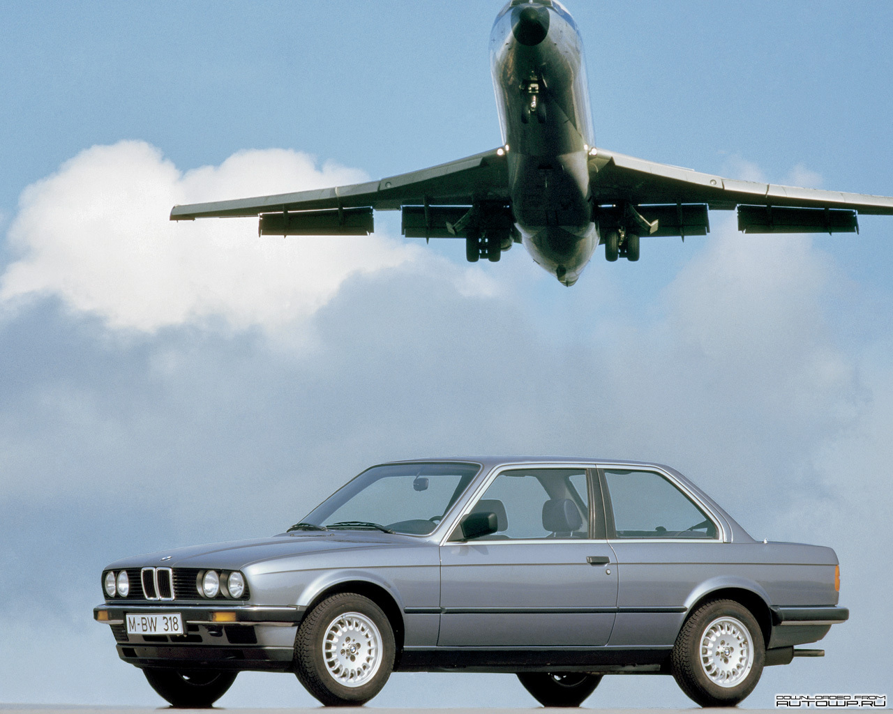 BMW 3-series E30 photo 58770
