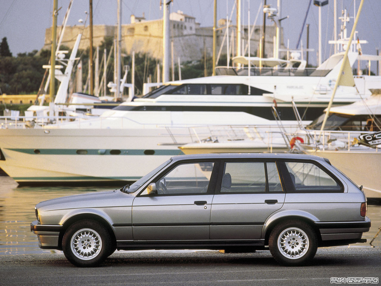 BMW 3-series E30 photo 58783
