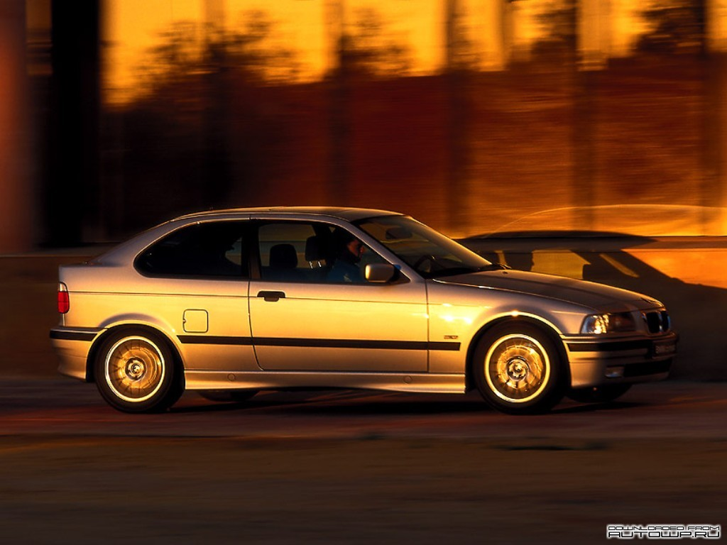 BMW 3-series E36 Compact photo 62688