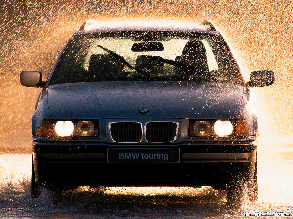 BMW 3-series E36 Touring photo 62676
