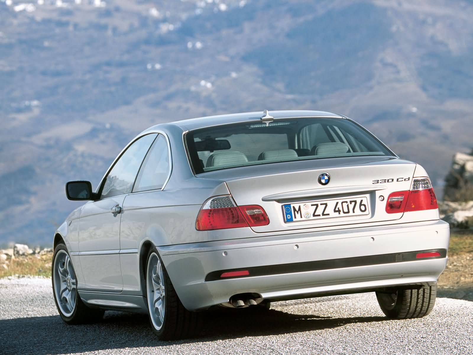 BMW 3-series E46 photo 15831