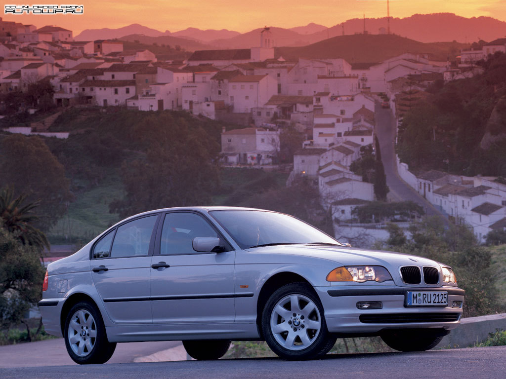 BMW 3-series E46 Sedan photo 62875