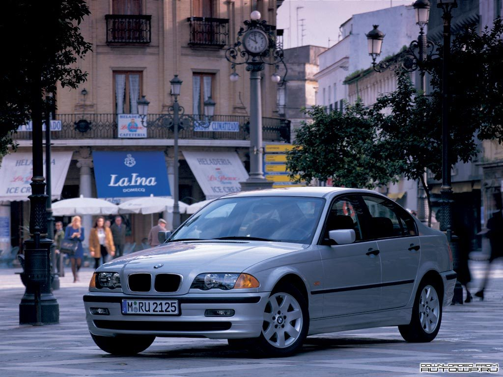 BMW 3-series E46 Sedan photo 62876