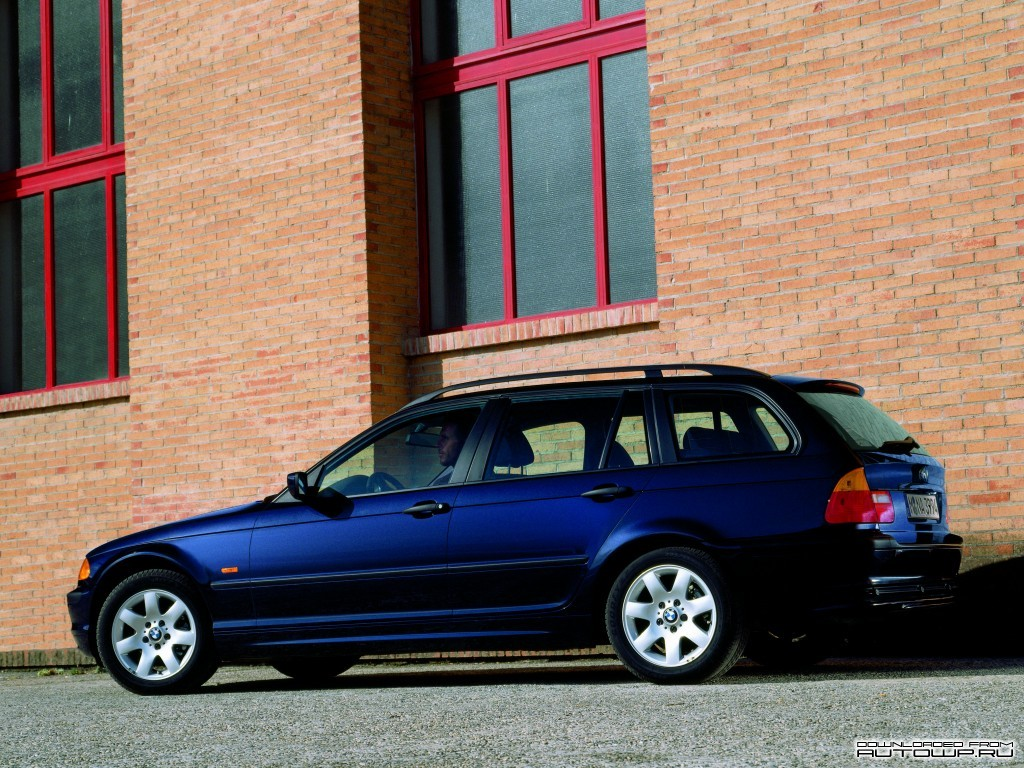 Bmw 3 Series E46 Touring Picture 62831 Bmw Photo Gallery Carsbase Com