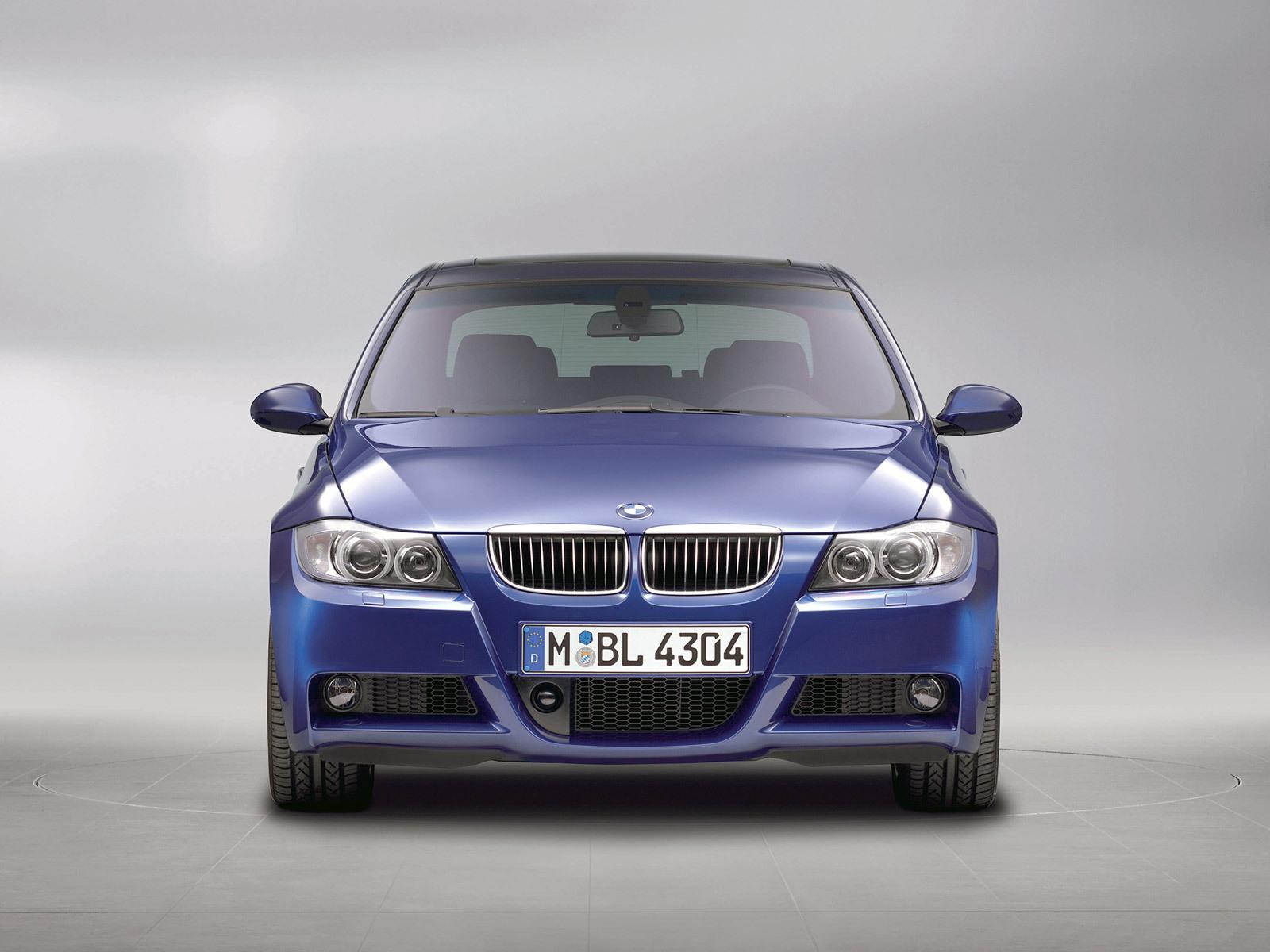 BMW 3-series E90 photo 31518