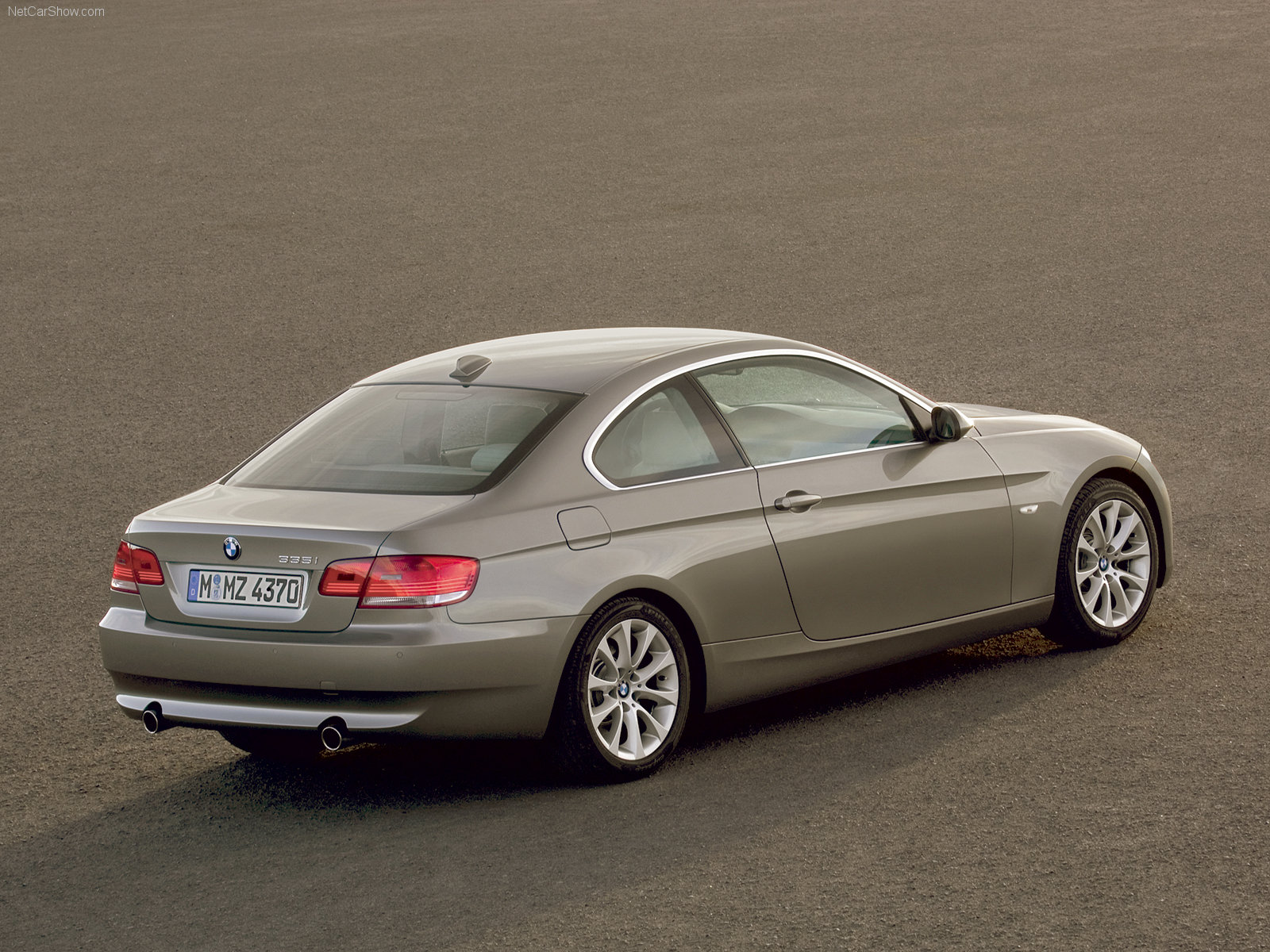 BMW 3-series E92 Coupe photo 34407
