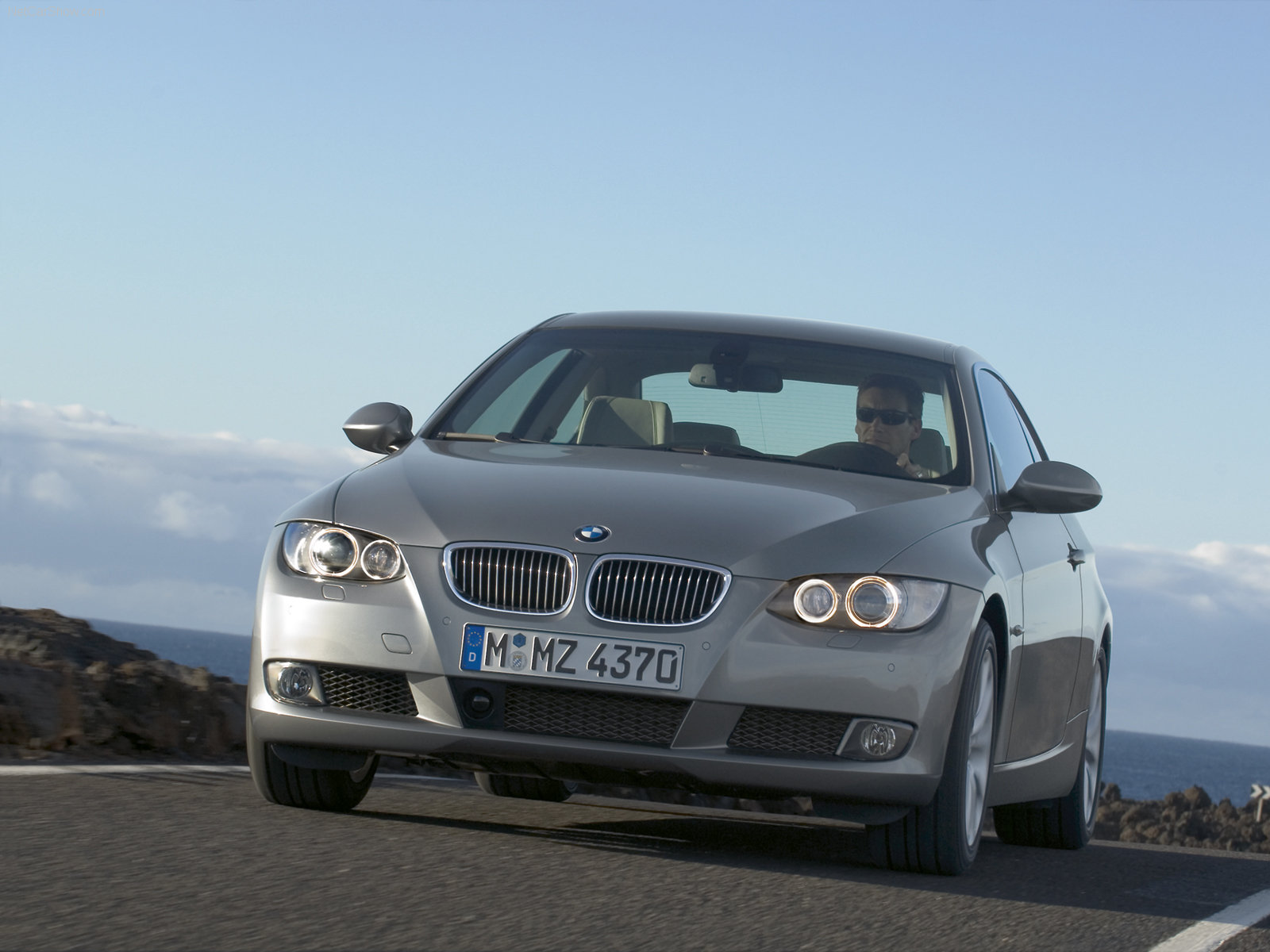 BMW 3-series E92 Coupe photo 61721