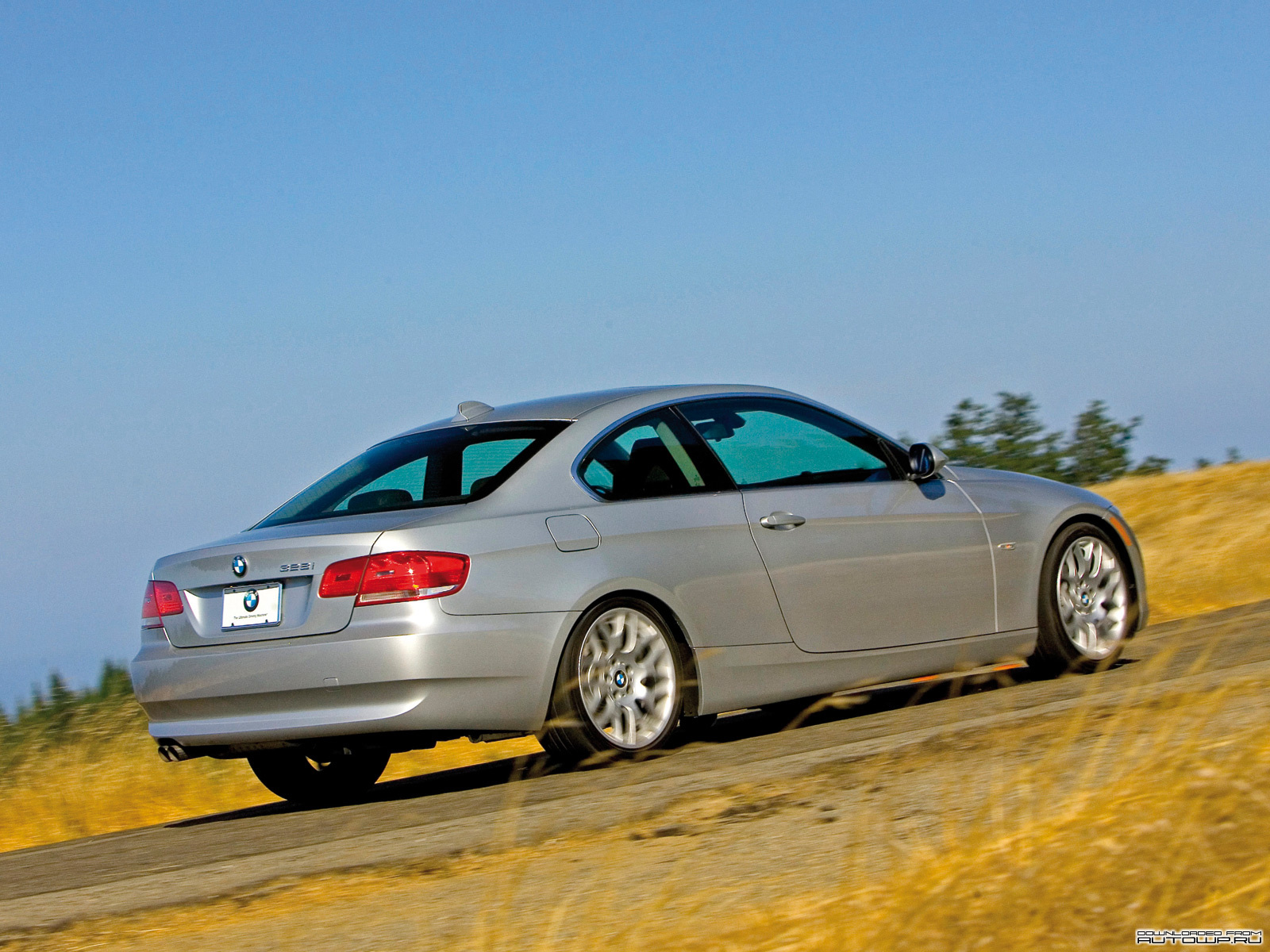 BMW 3-series E92 Coupe photo 62943
