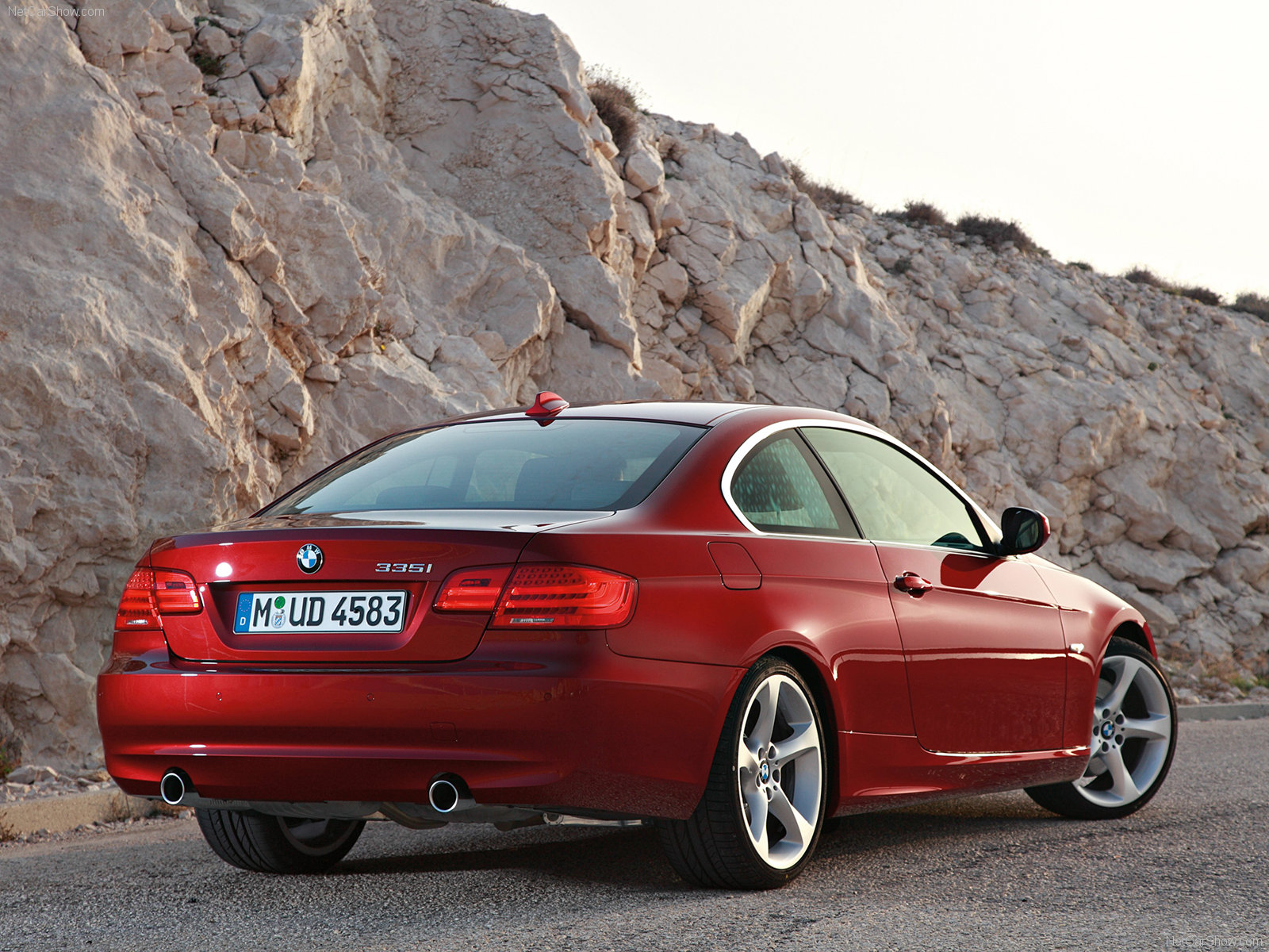 BMW 3-series E92 Coupe photo 70724