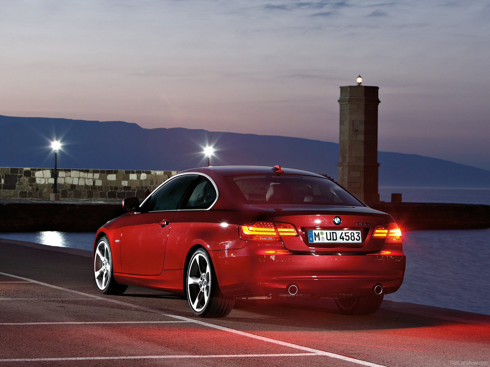 BMW 3-series E92 Coupe photo 70729