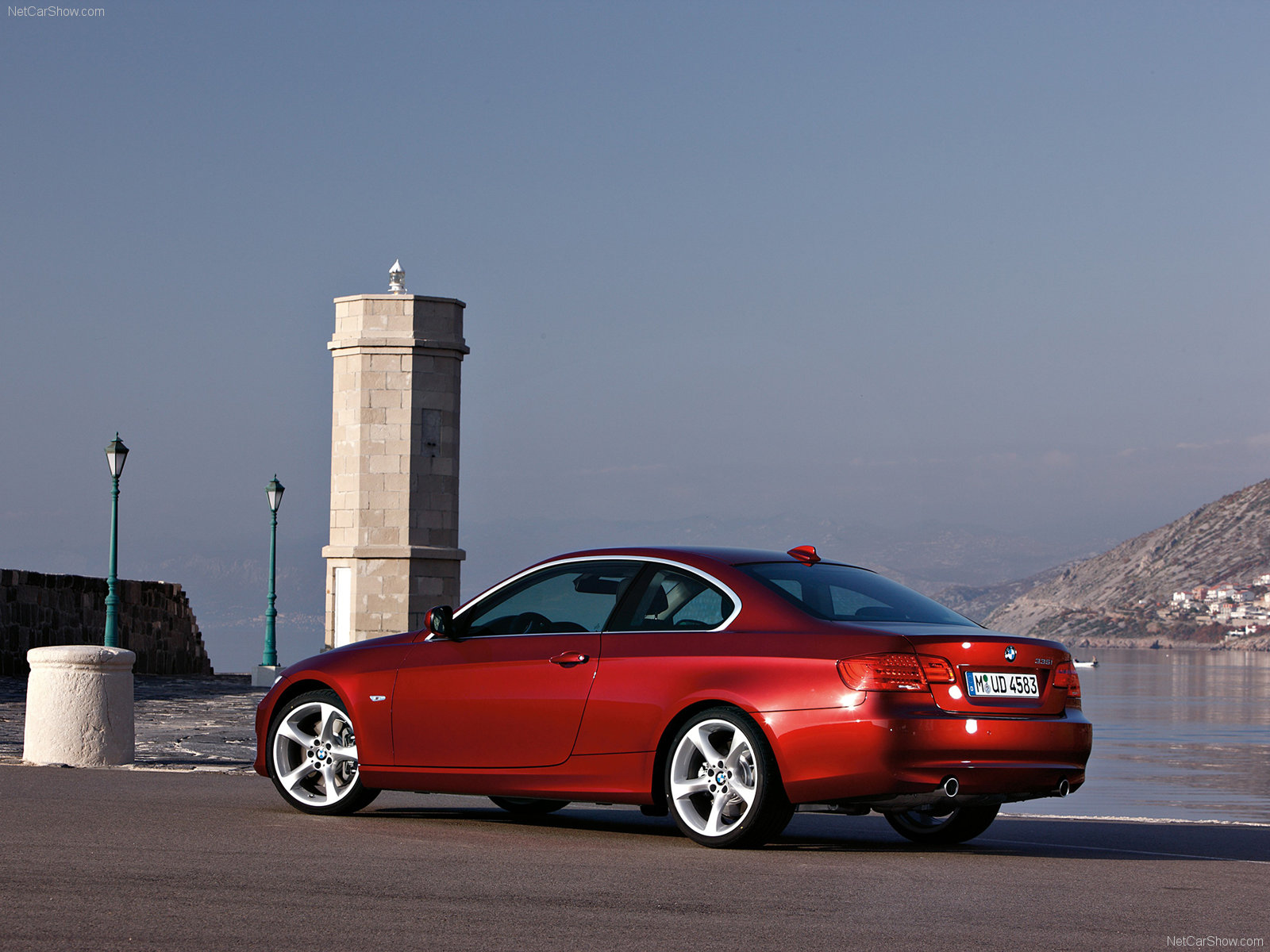 BMW 3-series E92 Coupe photo 70730