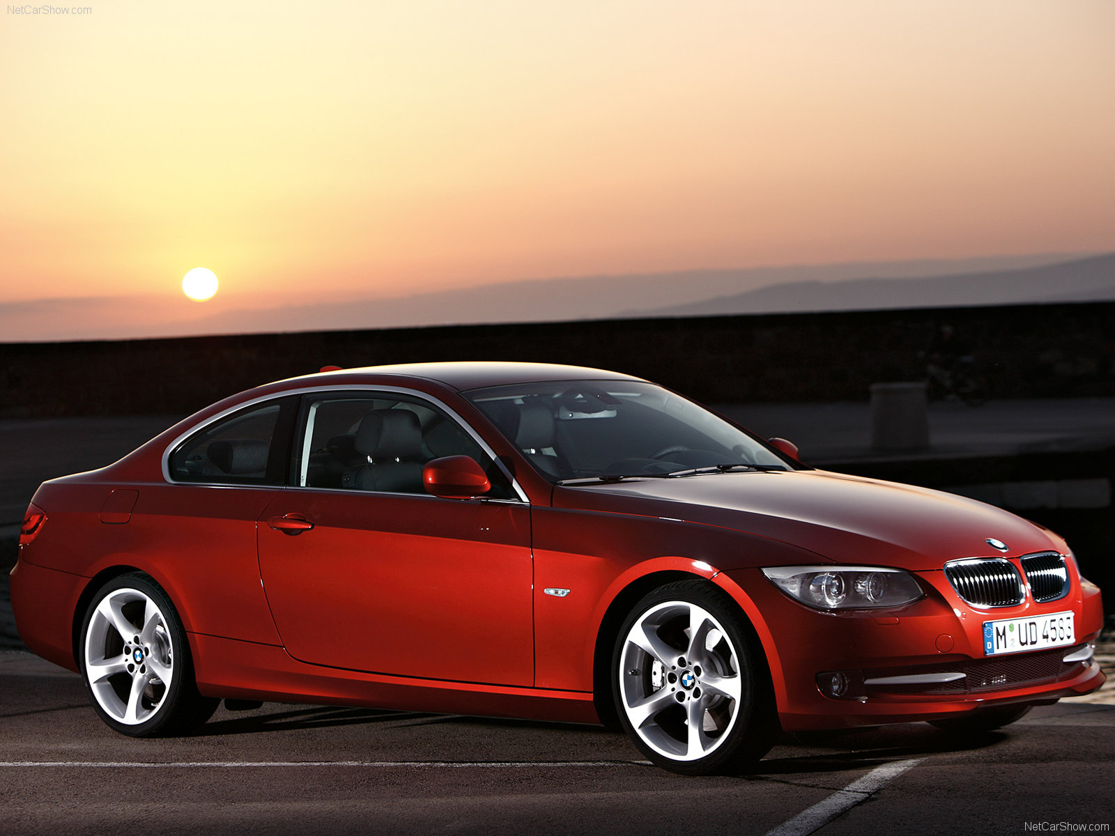 BMW 3-series E92 Coupe photo 70731