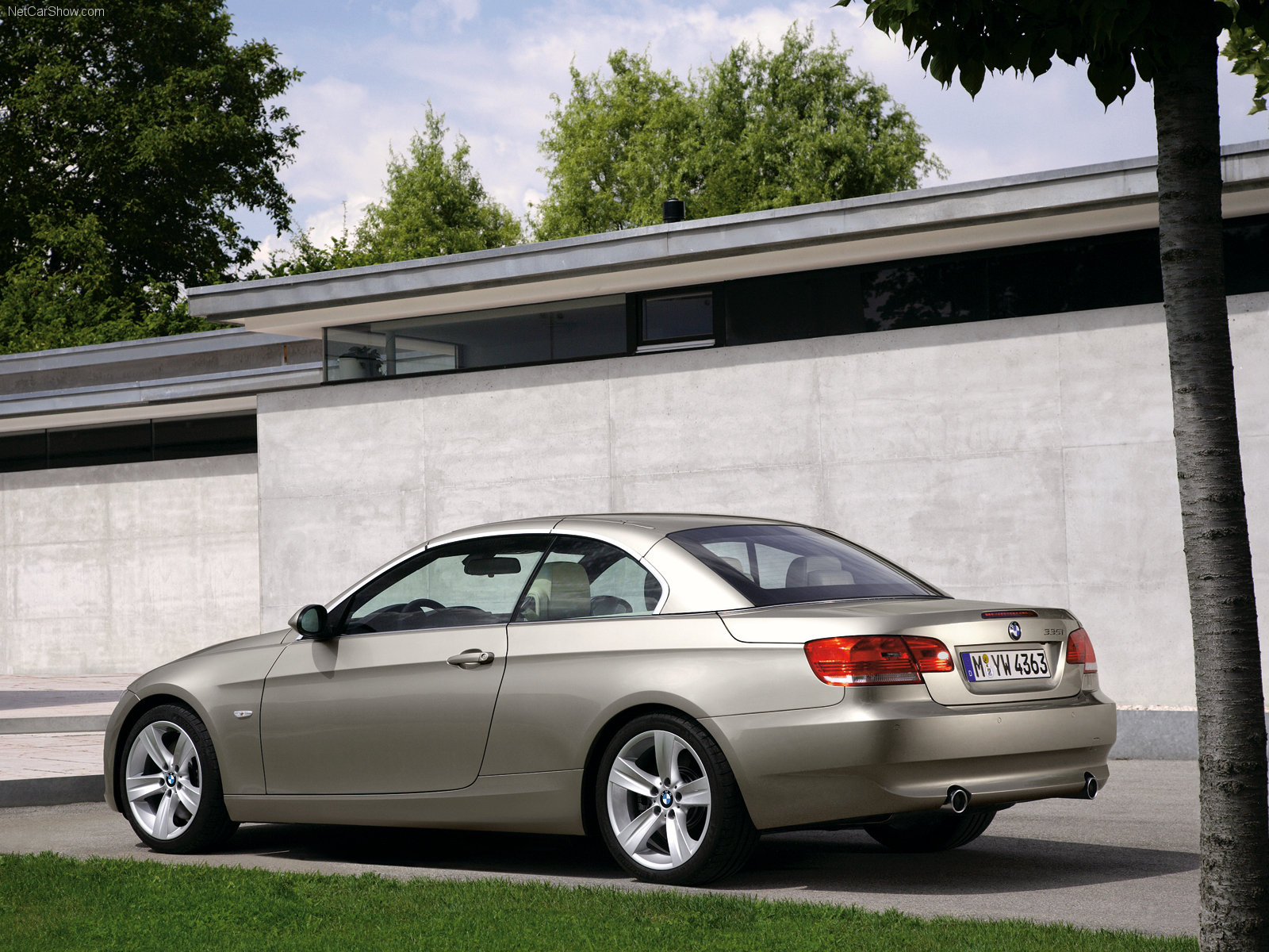 BMW 3-series E93 Convertible photo 39459