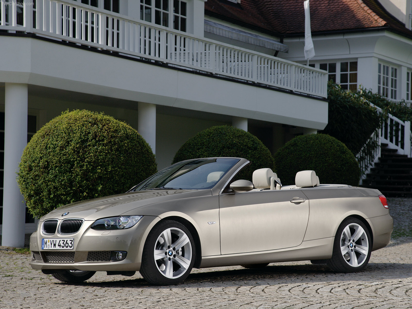BMW 3-series E93 Convertible photo 39465