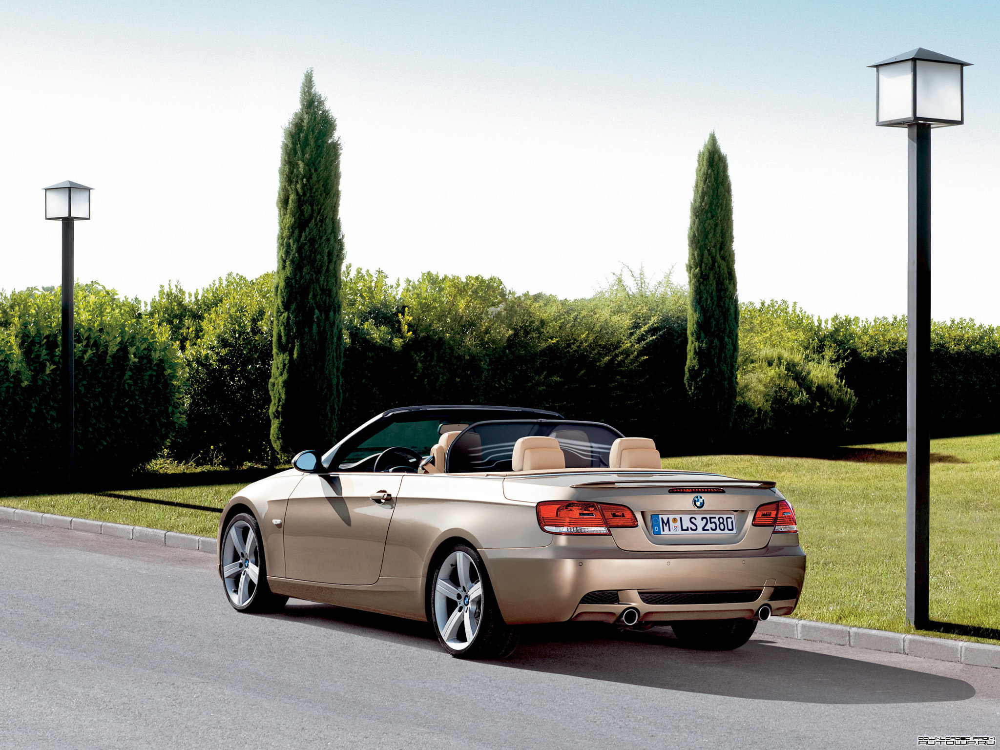BMW 3-series E93 Convertible photo 63150