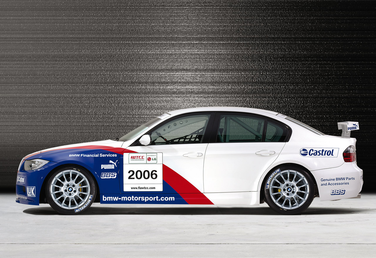 BMW 3-series WTCC photo 26988