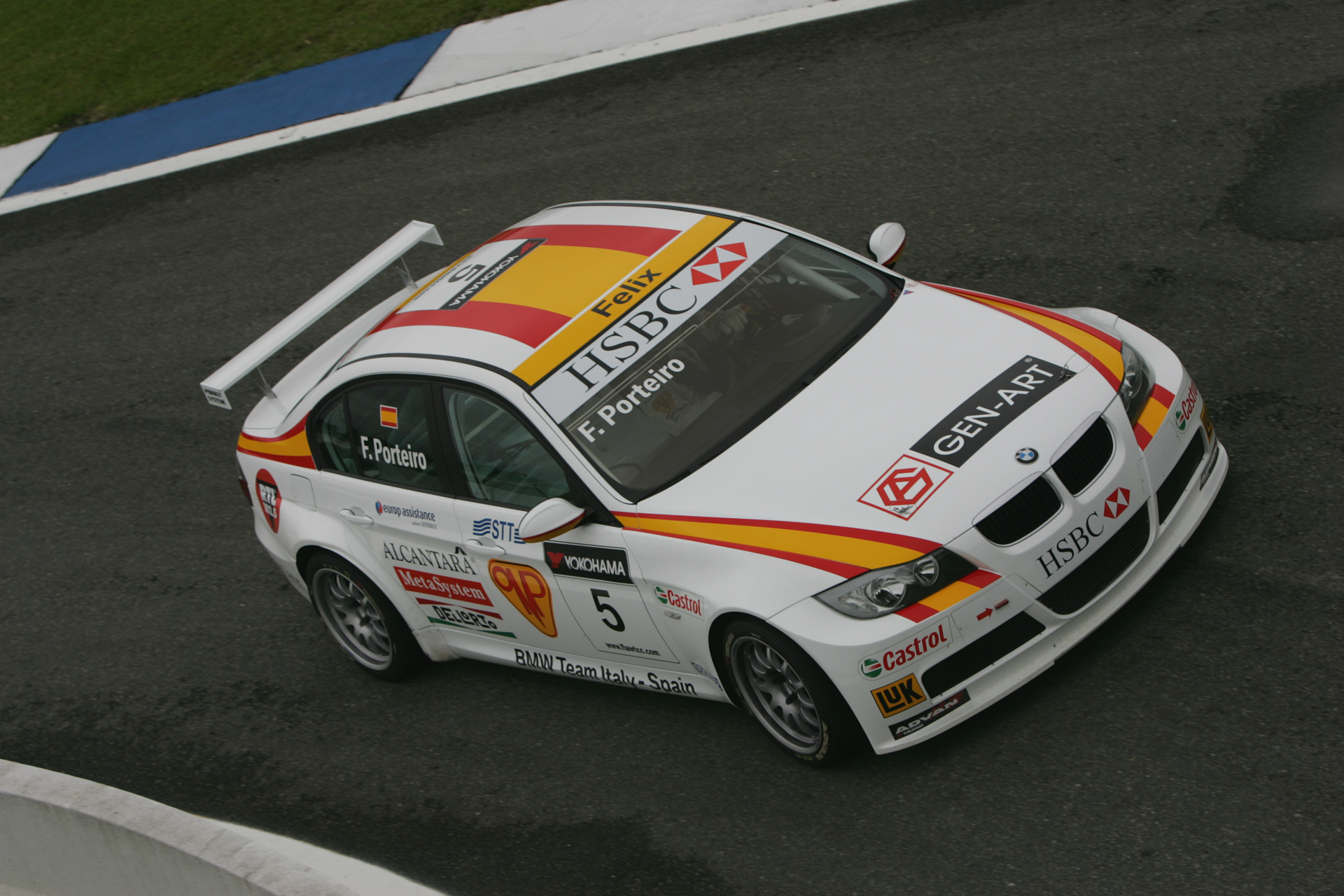 BMW 3-series WTCC photo 58916