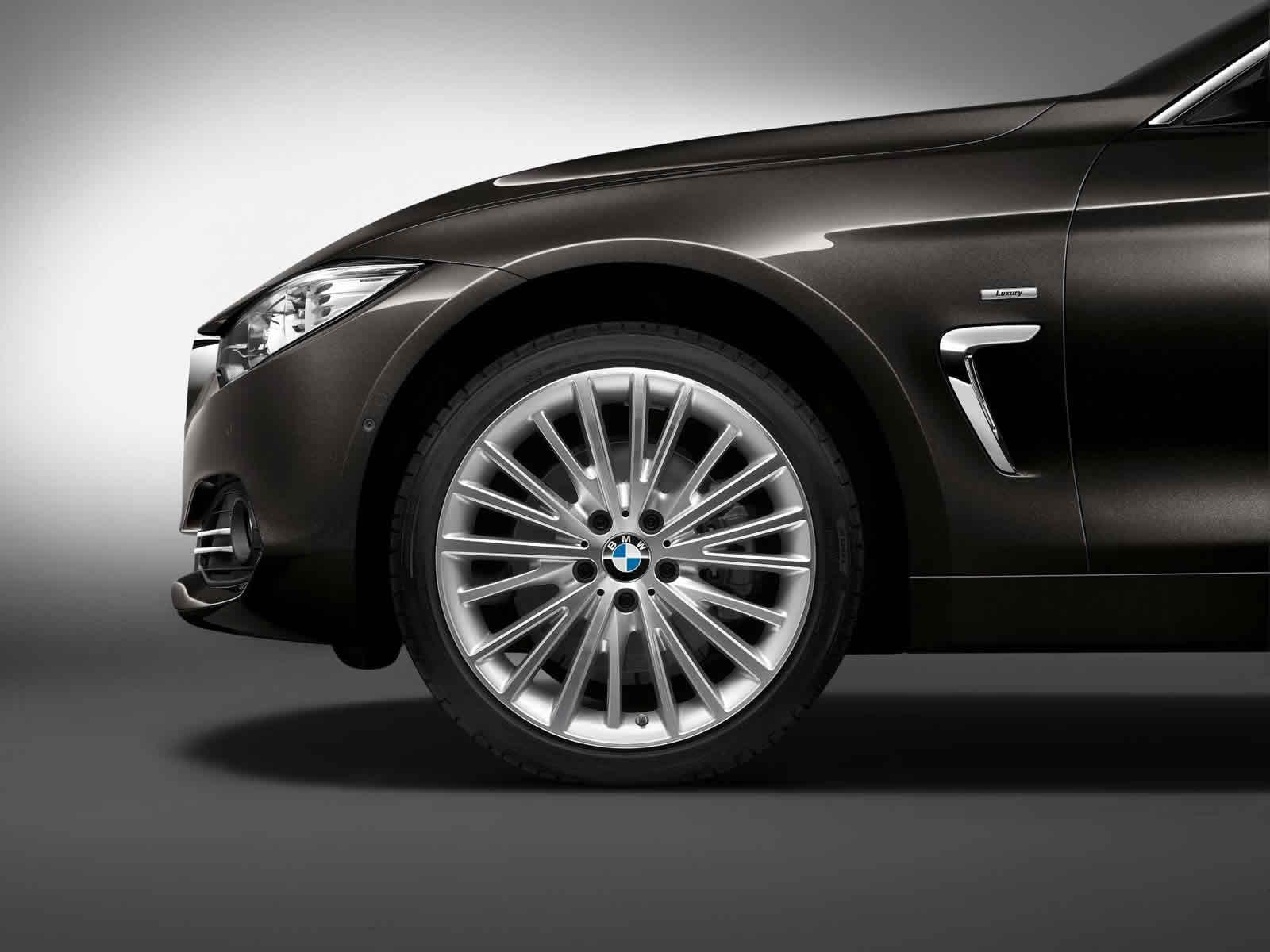 BMW 4-Series Gran Coupe photo 107559