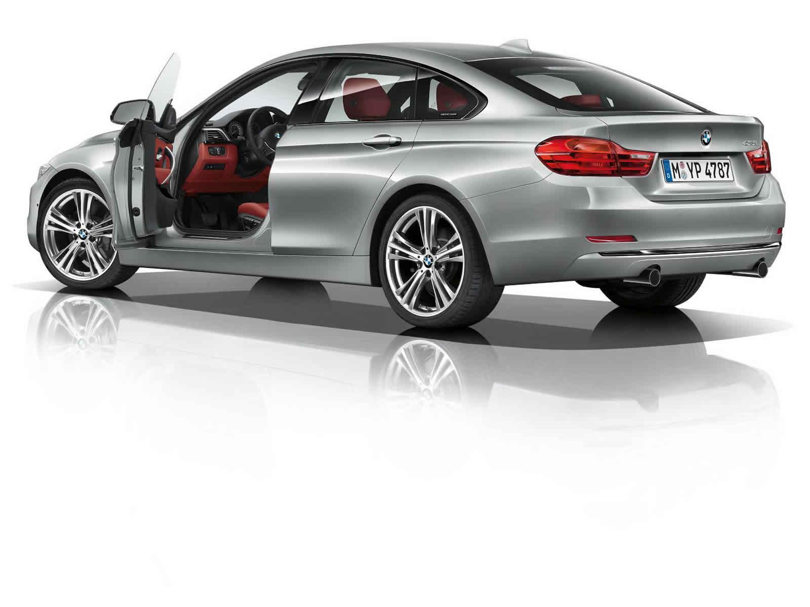 BMW 4-Series Gran Coupe photo 107560