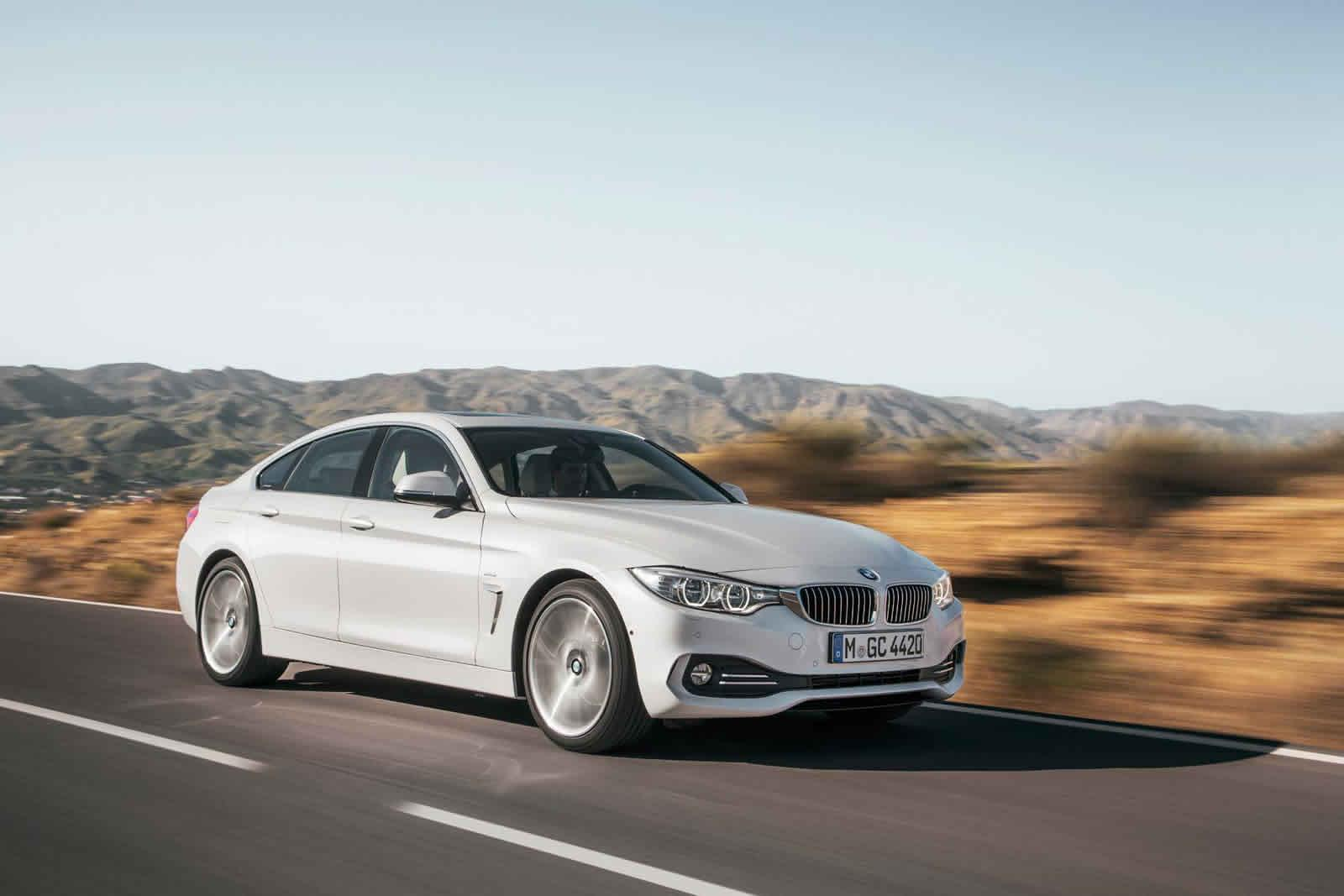 BMW 4-Series Gran Coupe photo 107608