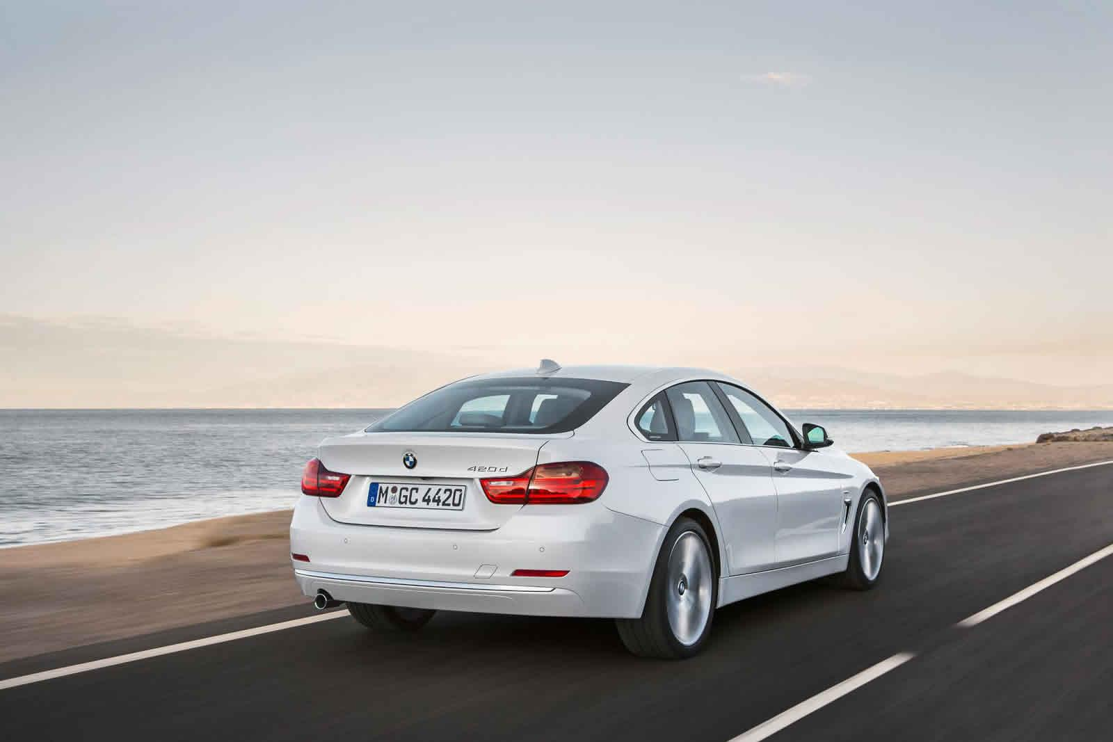 BMW 4-Series Gran Coupe photo 107650