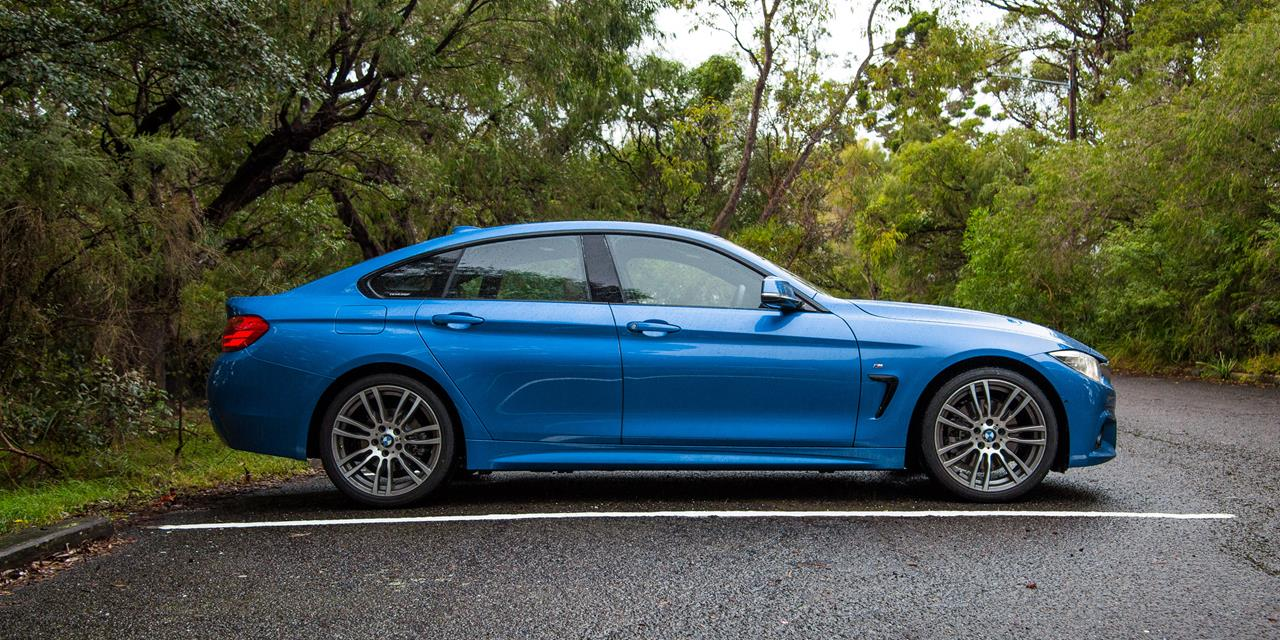 BMW 4-Series Gran Coupe photo 167717