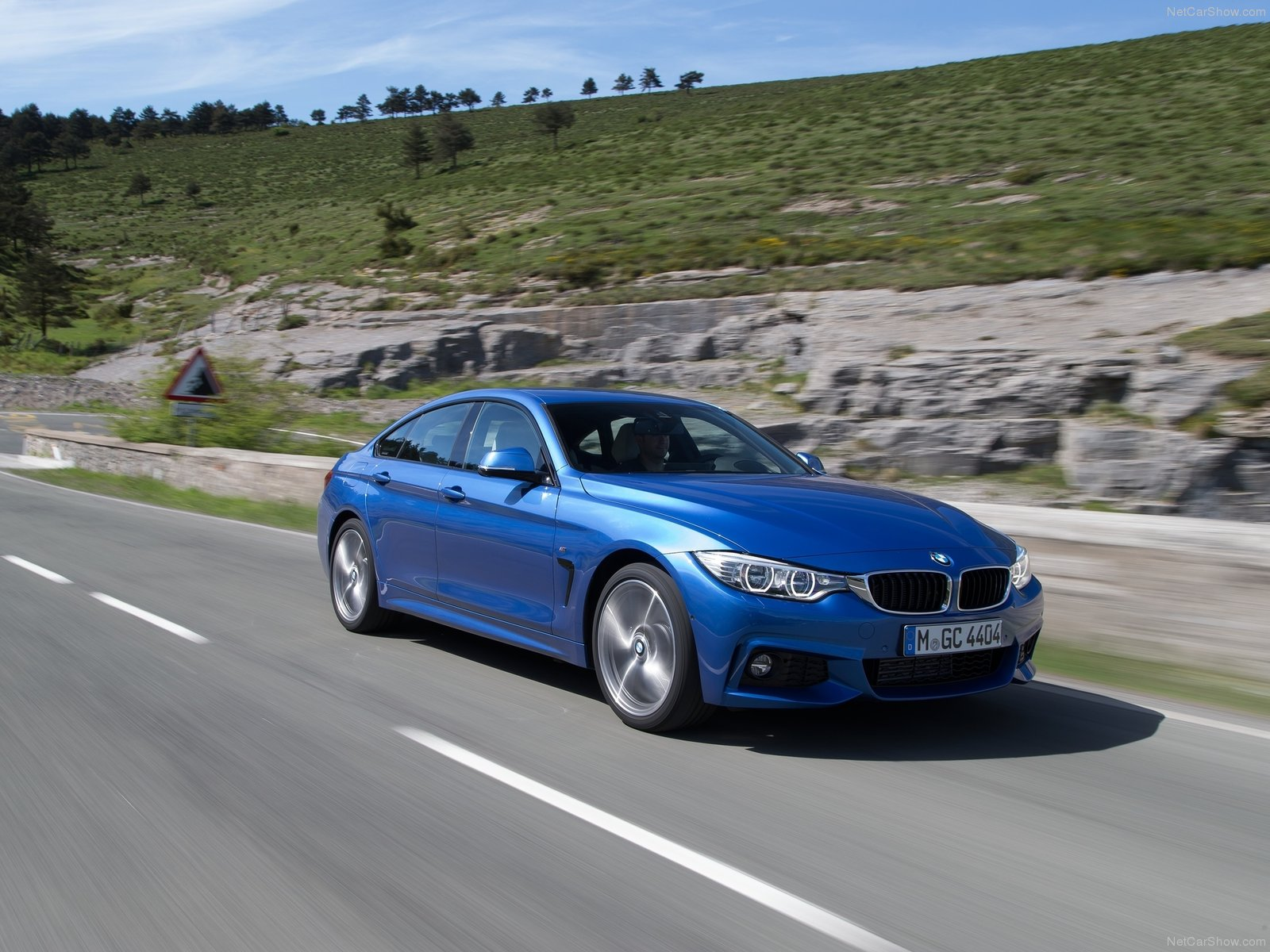 BMW 428i Gran Coupe M Sport photo 160076