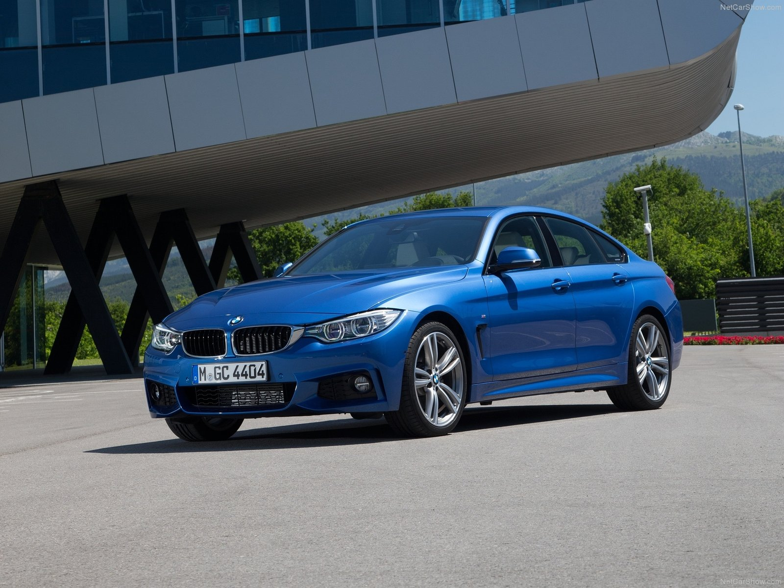 BMW 428i Gran Coupe M Sport photo 160080