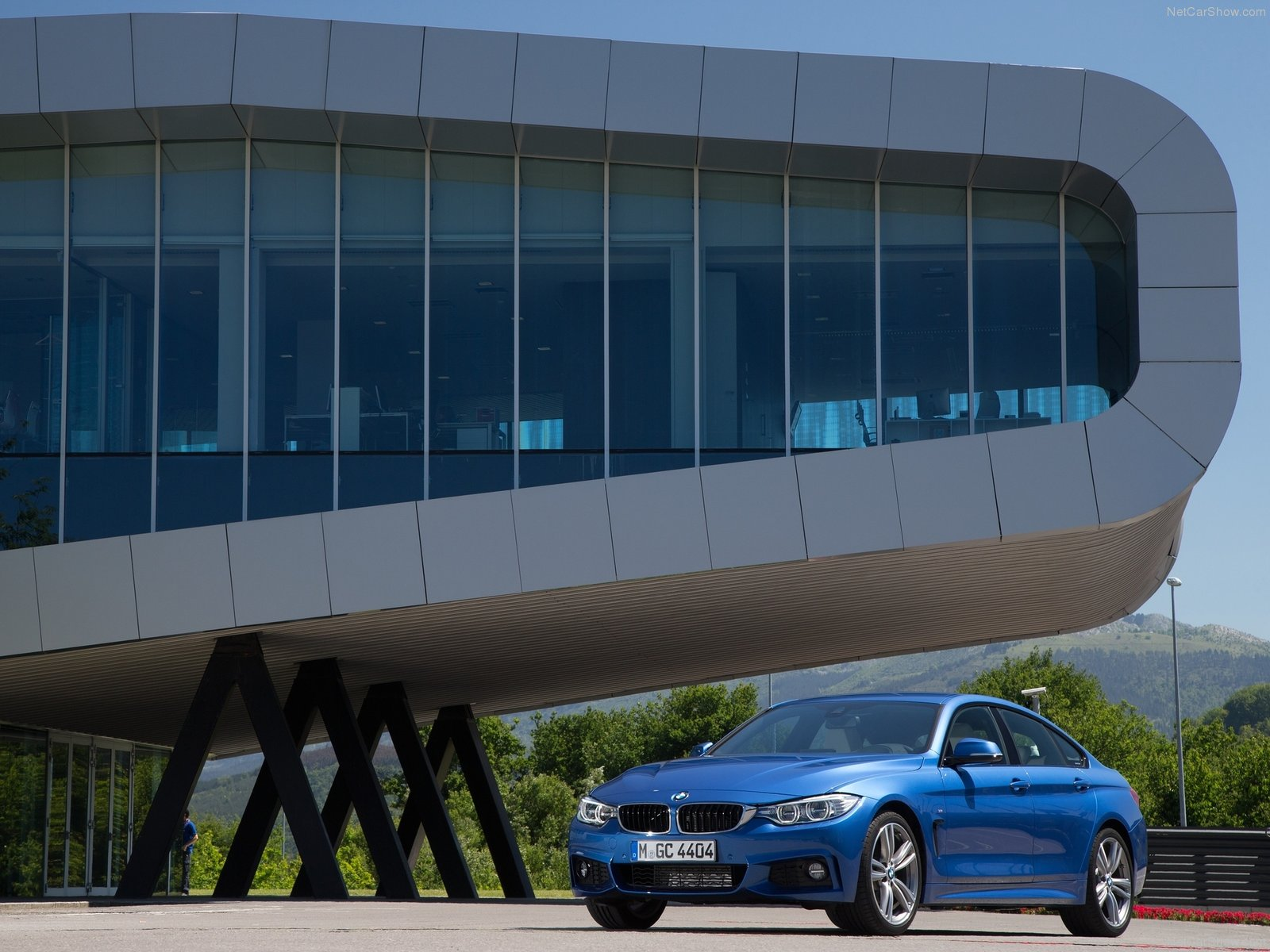 BMW 428i Gran Coupe M Sport photo 160081