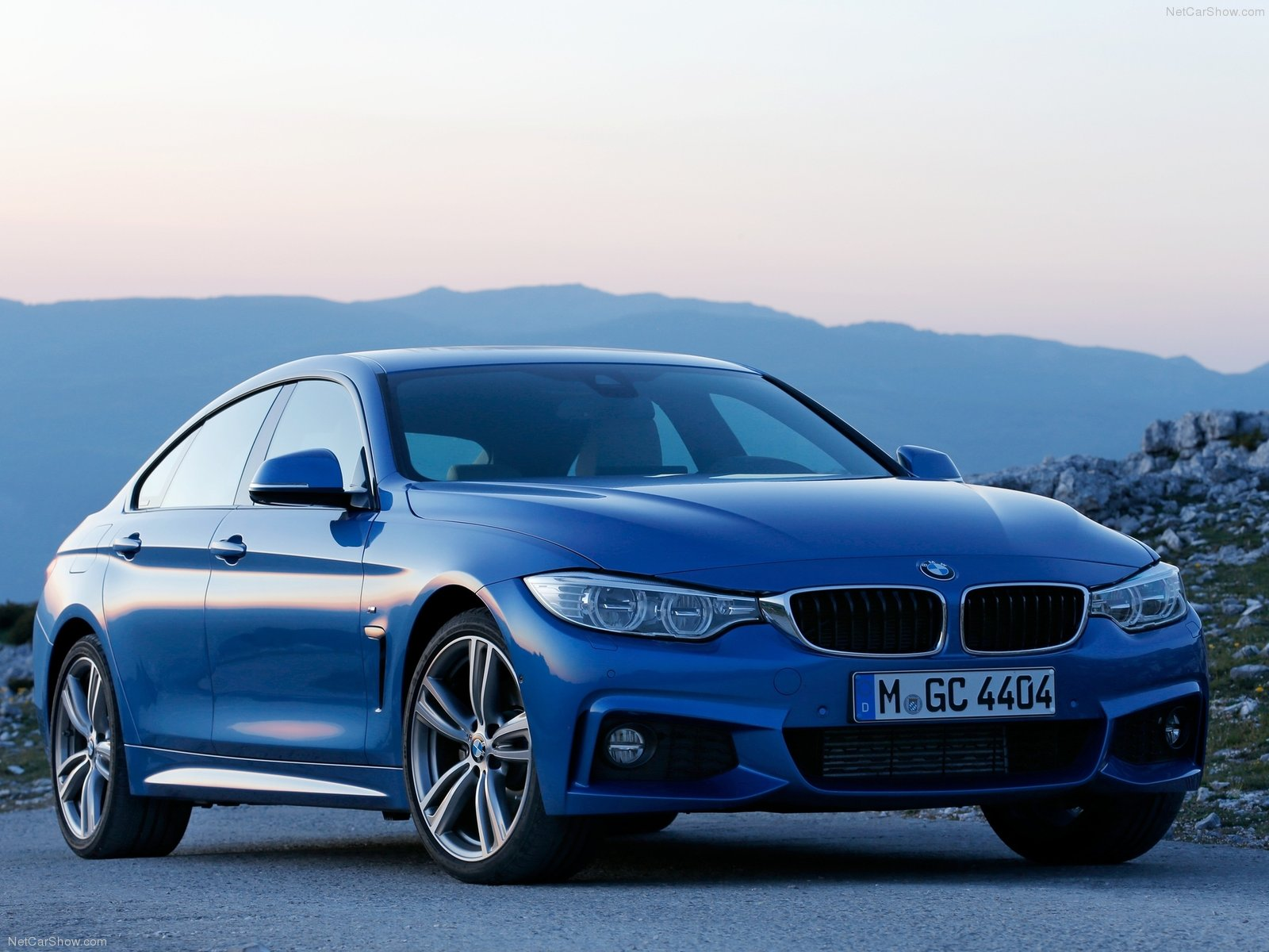 BMW 428i Gran Coupe M Sport photo 160086