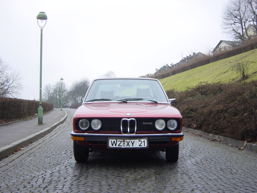 Bmw 5 Series E12 Picture 36391 Photo Gallery