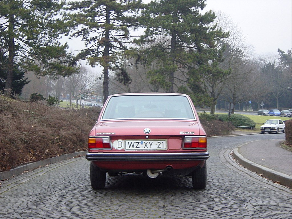 Bmw 5 Series E12 Picture 36392 Photo Gallery