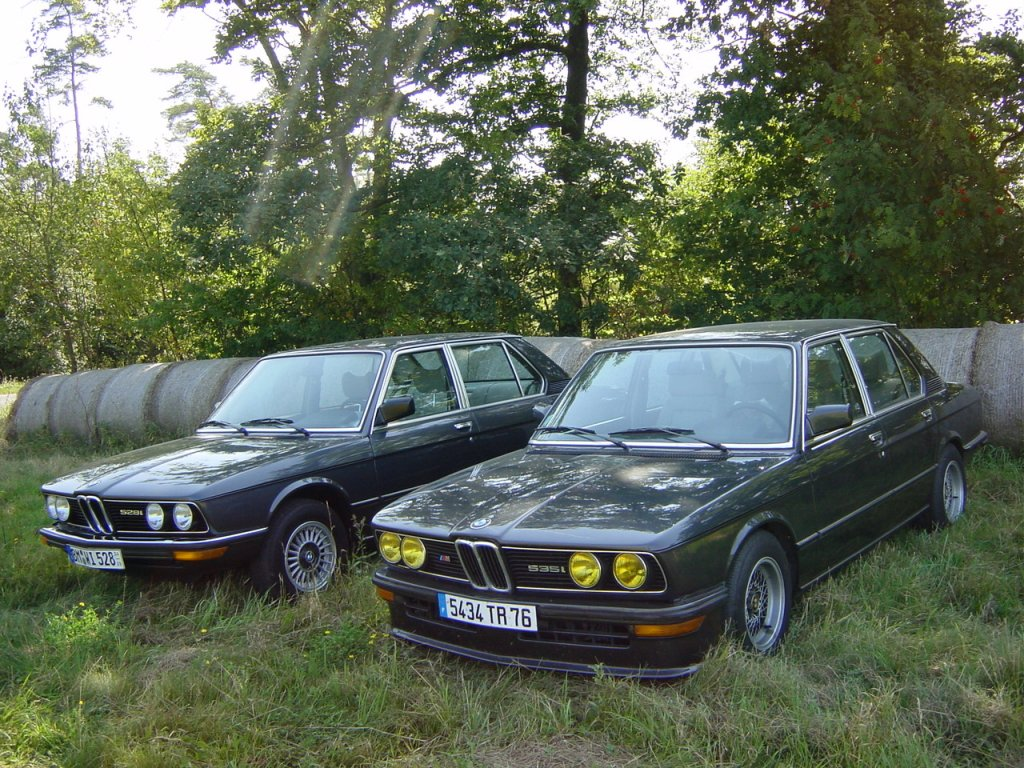 BMW 5-series E12 photo 36401