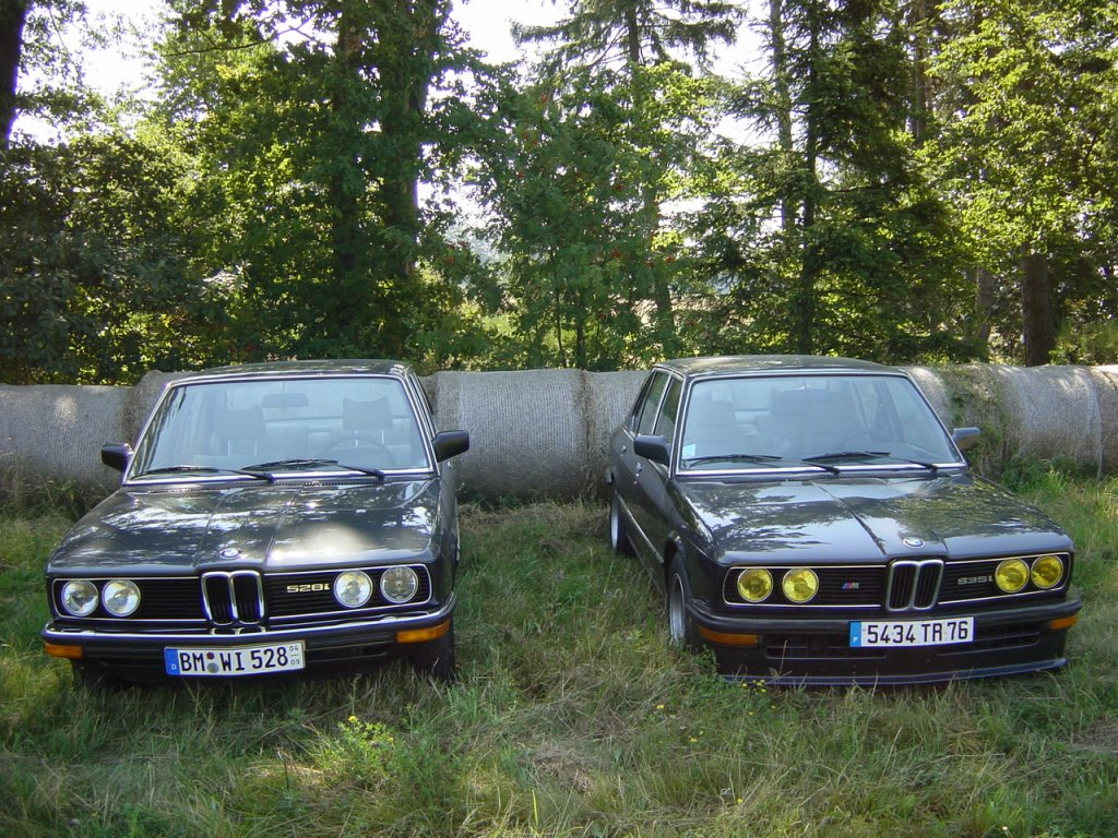 BMW 5-series E12 photo 36402