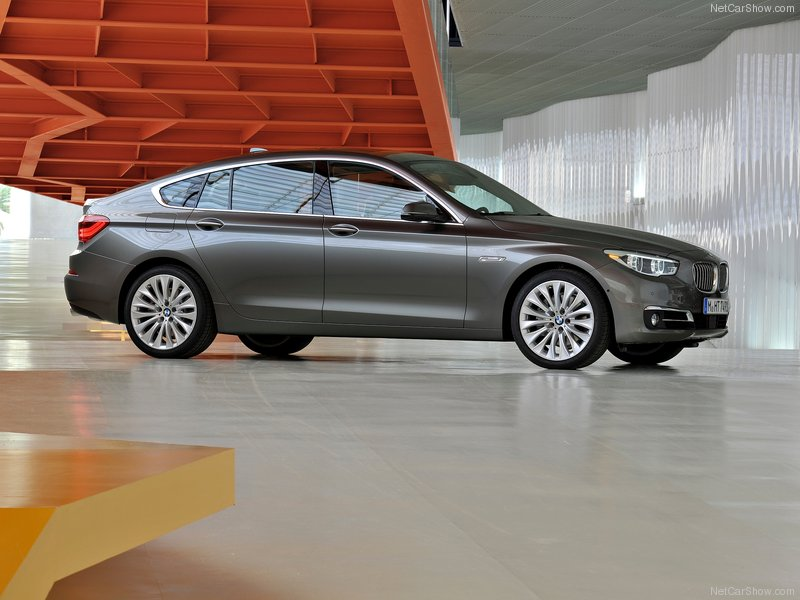 BMW 5-Series Gran Turismo photo 100785
