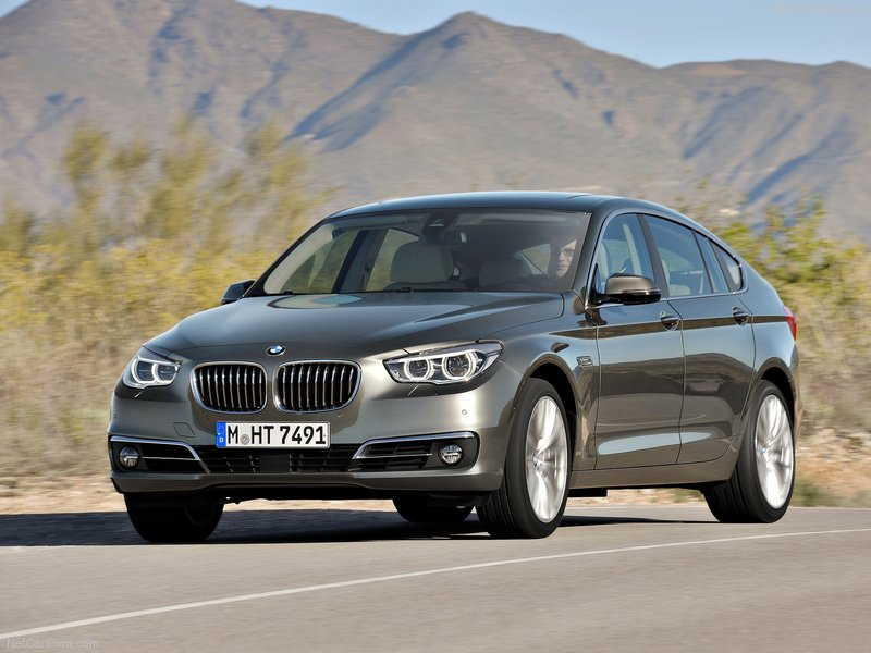 BMW 5-Series Gran Turismo photo 100790