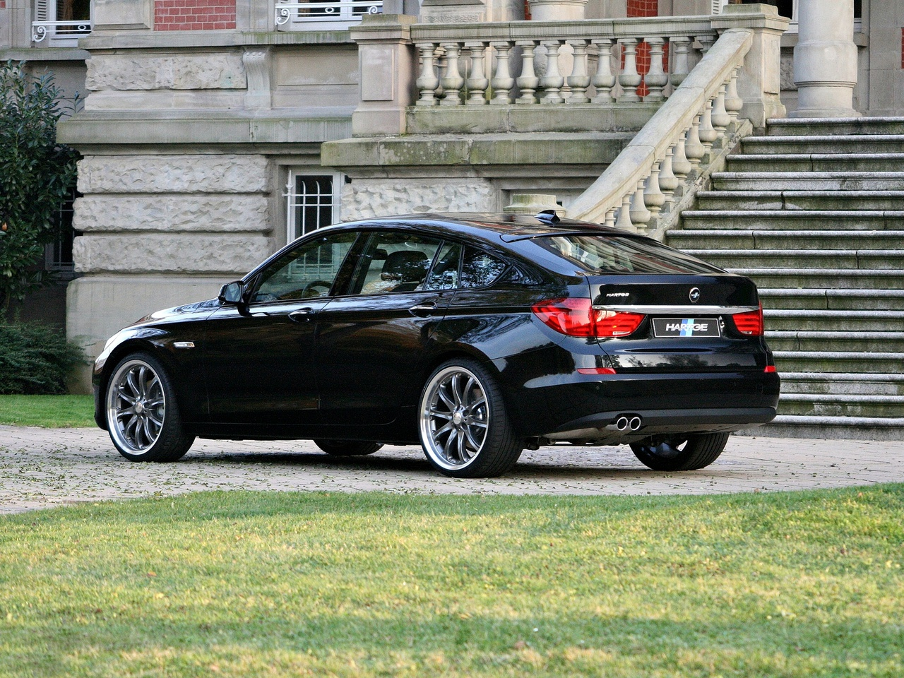Bmw 5 Series Gran Turismo Picture 101068 Bmw Photo Gallery Carsbase Com
