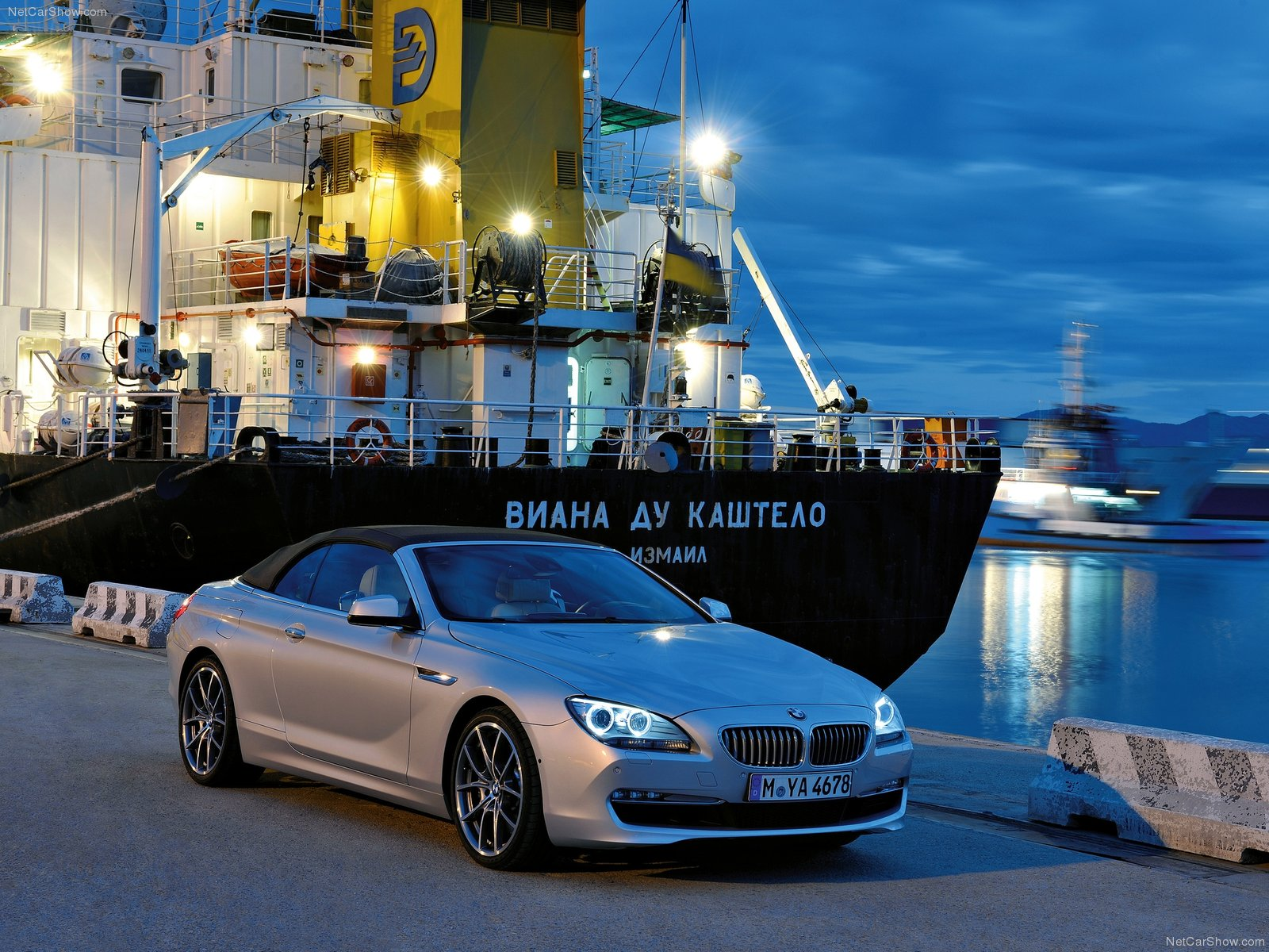 BMW 6-series Convertible photo 77160