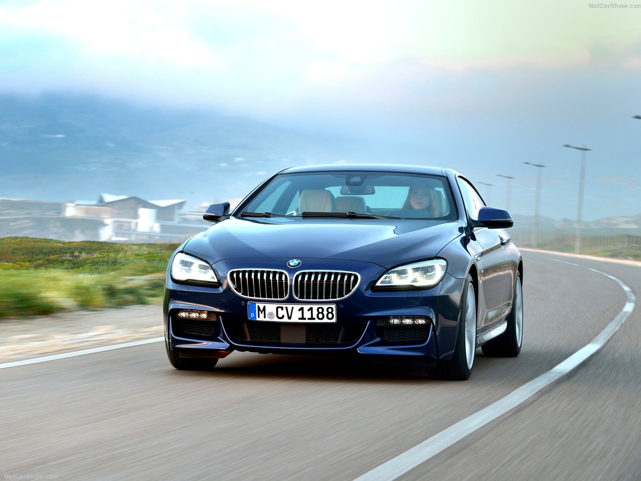 BMW 6-Series Coupe photo 139502