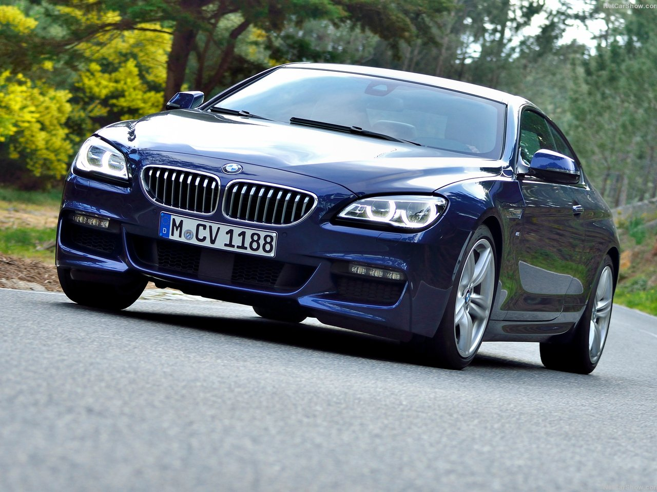 BMW 6-Series Coupe photo 139510