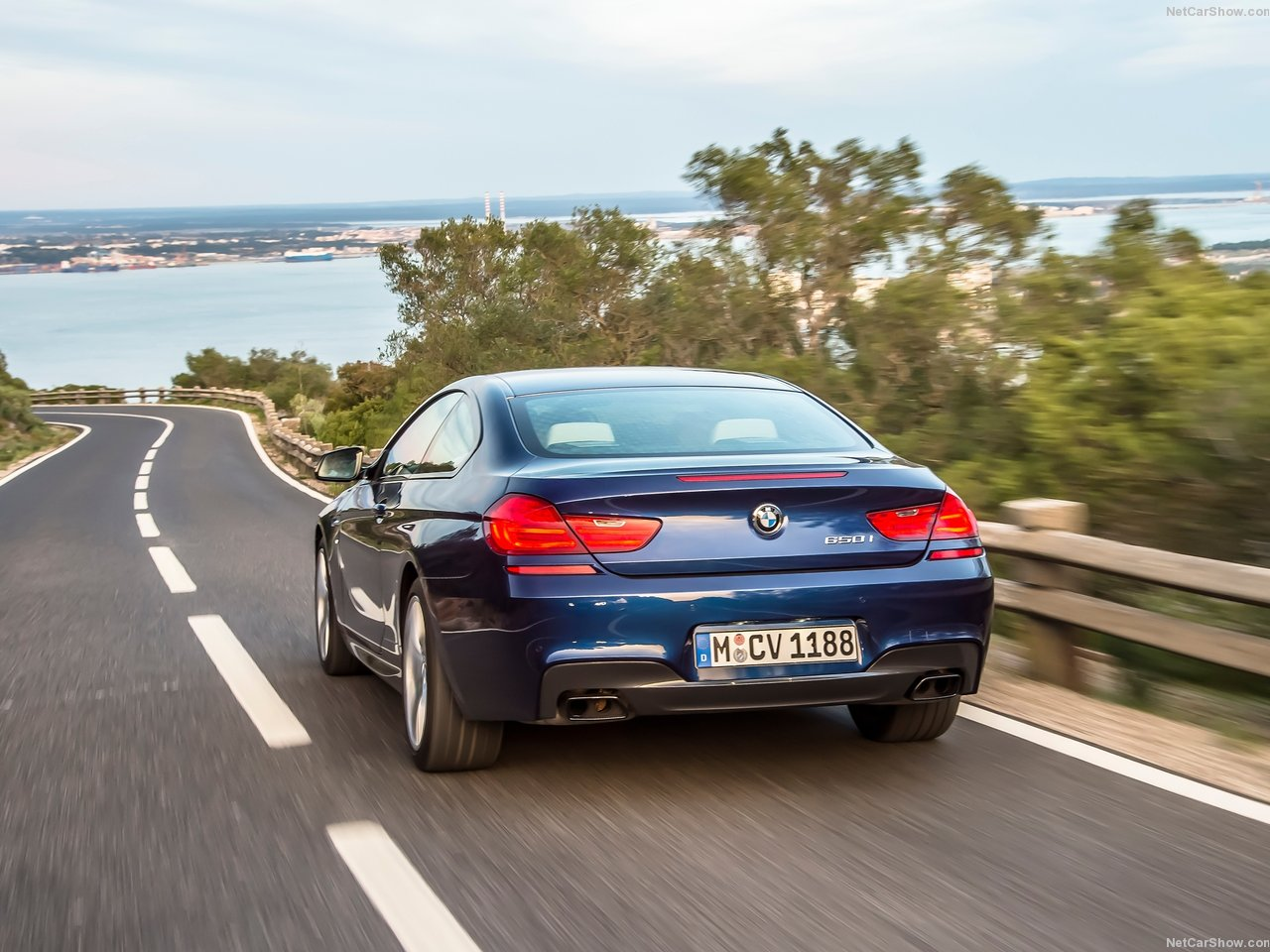BMW 6-Series Coupe photo 139539