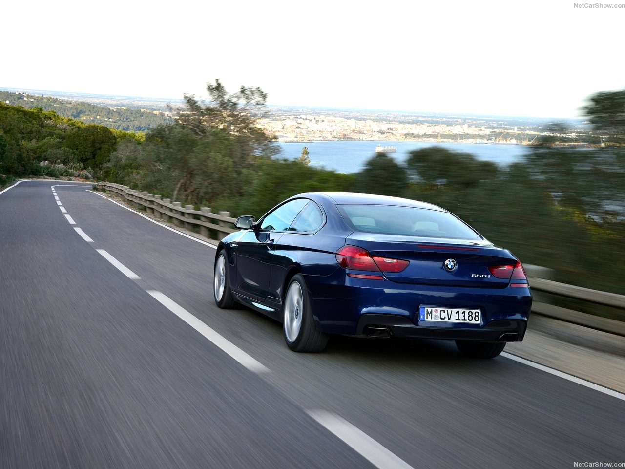 BMW 6-Series Coupe photo 139541