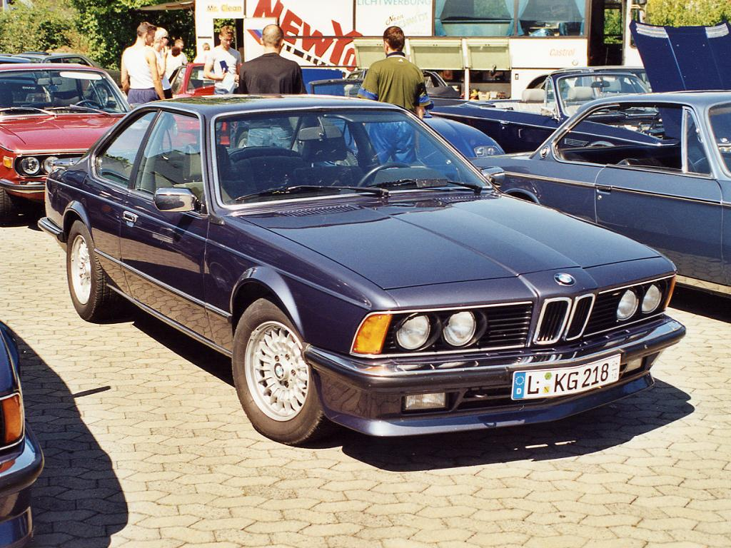 BMW 6-series E24 photo 36216
