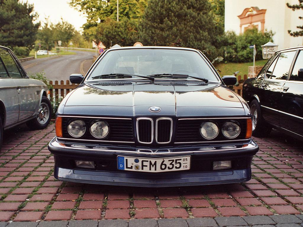 BMW 6-series E24 picture #36217 | BMW photo gallery | CarsBase.com