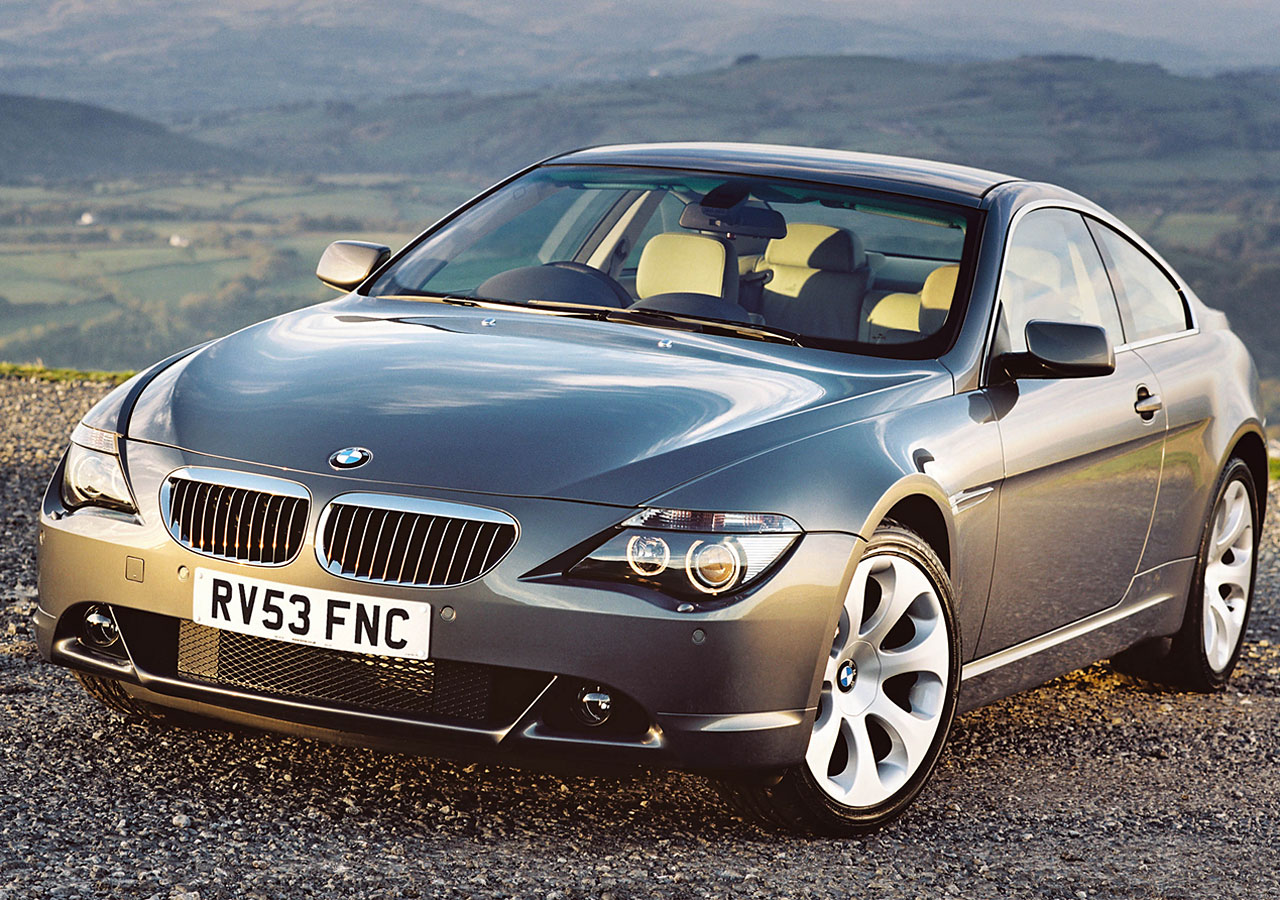 BMW 6-series E63 photo 17557