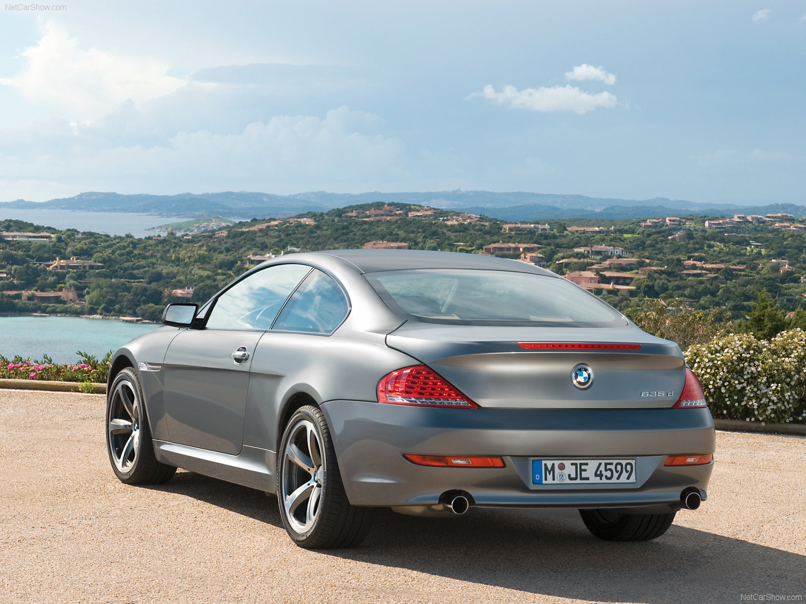 BMW 6-series E63 photo 45103