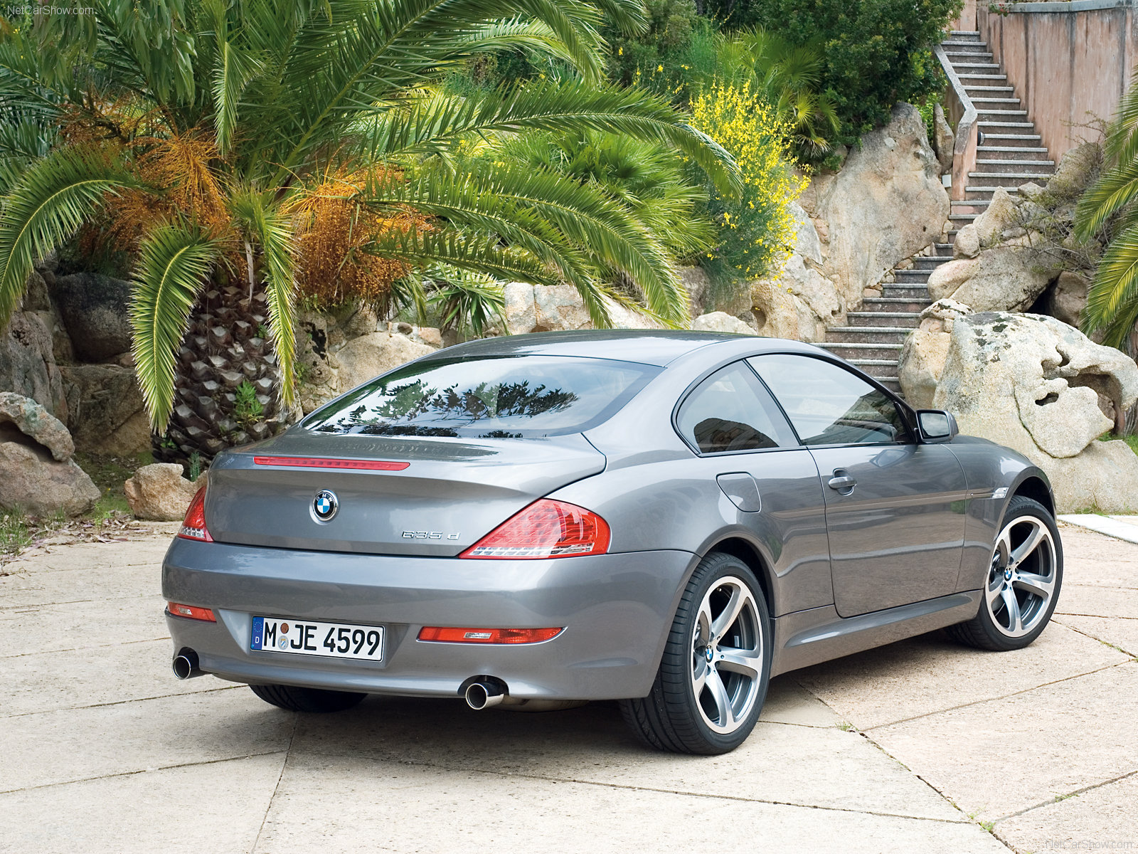 BMW 6-series E63 photo 45104